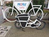 Urban Arrow Shorty Bosch Active PLUS Rollerbrake White_