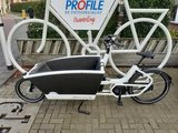 DEMO: Urban Arrow Family Bosch Active PLUS Rollerbrake 179Km White_