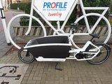 DEMO: Urban Arrow Family Bosch Cargo Line Disc Zee 225km White_