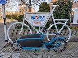 Urban Arrow Family Bosch Cargo Line Disc Zee Custom Color_