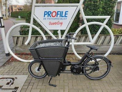 DEMO: Urban Arrow Shorty Bosch Active PLUS Rollerbrake 215km Black